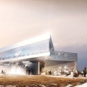 Greenland Migrating / Henning Larsen Architects (8) Greenland Migrating / Illustration Courtesy of Henning Larsen Architects