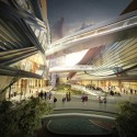 Summer International Shopping Mall / 10 Design (4) Courtesy of 10 Design
