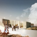 Greenland Migrating / Henning Larsen Architects (2) Greenland Migrating / Illustration Courtesy of Henning Larsen Architects