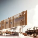 Greenland Migrating / Henning Larsen Architects (4) Greenland Migrating / Illustration Courtesy of Henning Larsen Architects