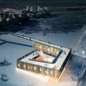 Greenland Migrating / Henning Larsen Architects (5) Greenland Migrating / Illustration Courtesy of Henning Larsen Architects