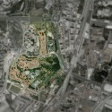 """Working with the 99%"" wins Future Cities Prize in Venice  (1) Aerial photo of the PRODAC neighborhood. - Courtesy of ateliermob"