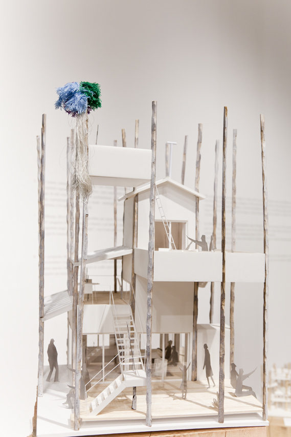 Venice Biennale 2012: Photos of the Japanese Pavilion by Patricia Parinejad