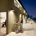 University of California Irvine Contemporary Arts Center / Ehrlich Architects © Lawrence Anderson