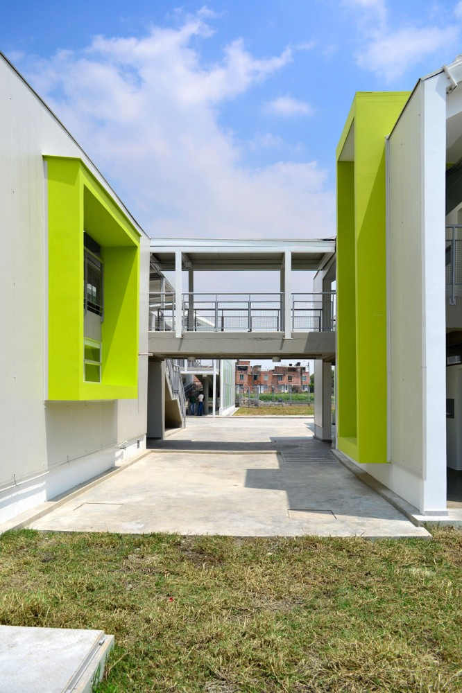 El Caracol Kindergarten / Demos Arquitectos