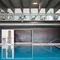 Swimming Pool / Pich-Aguilera Architects © Simón García