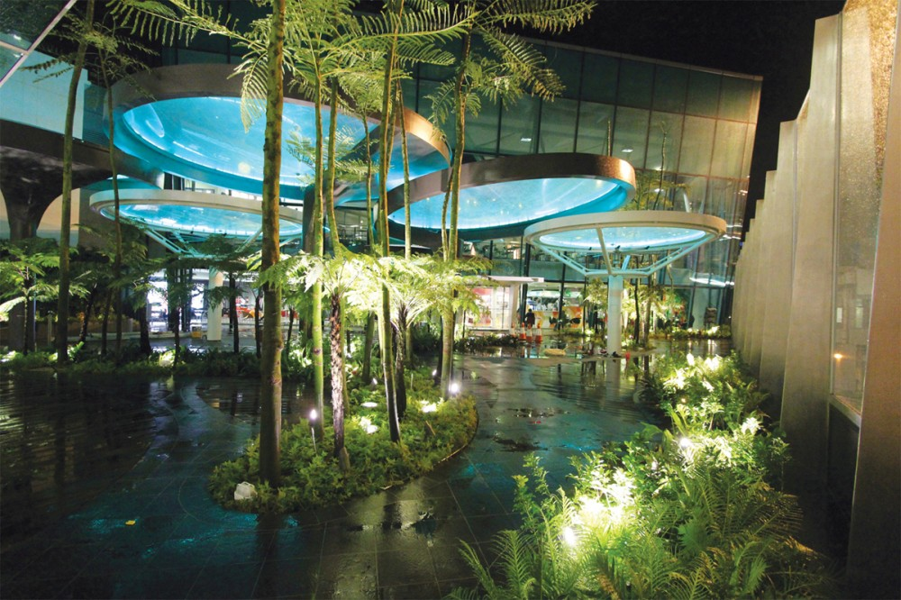 Changi Airport Terminal 1 Redevelopment  / Woodhead