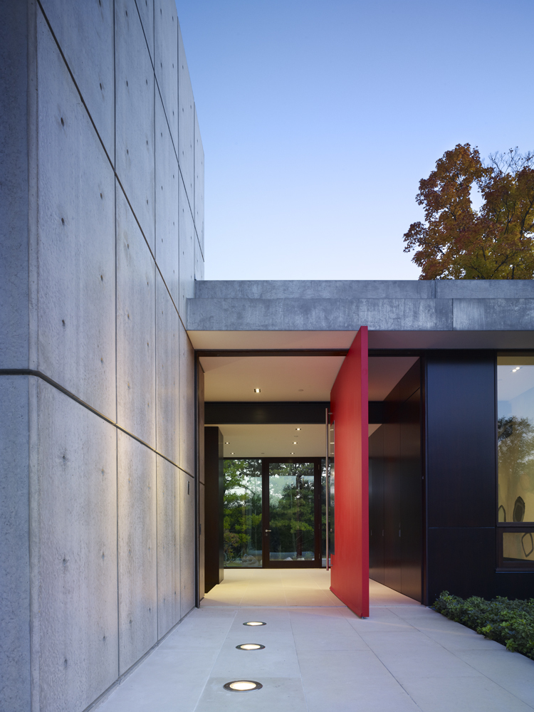 Private Residence / Grunsfeld Shafer Architects