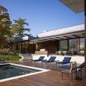 Private Residence / Grunsfeld Shafer Architects Steve Hall © Hedrich Blessing