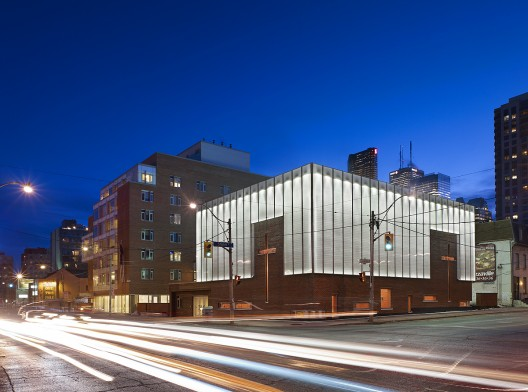 Salvation Army Harbour Light / Diamond Schmitt Architects  Tom Arban