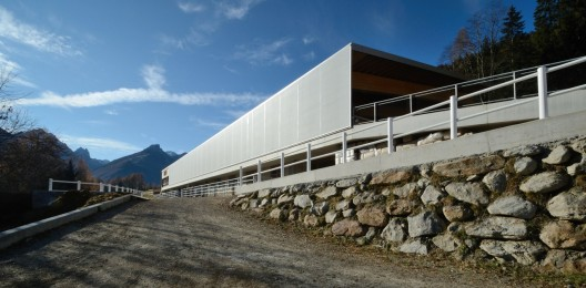 Reitarena Stubai / AO Architekten  Peter Fiby