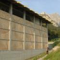 Winery Gantenbein / Gramazio & Kohler + Bearth & Deplazes Architekten Courtesy of Gramazio & Kohler