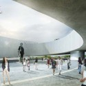 In Progress: Samaranch Memorial Museum / Archiland Beijing + HAO (Holm Architecture Office) Courtesy of HAO