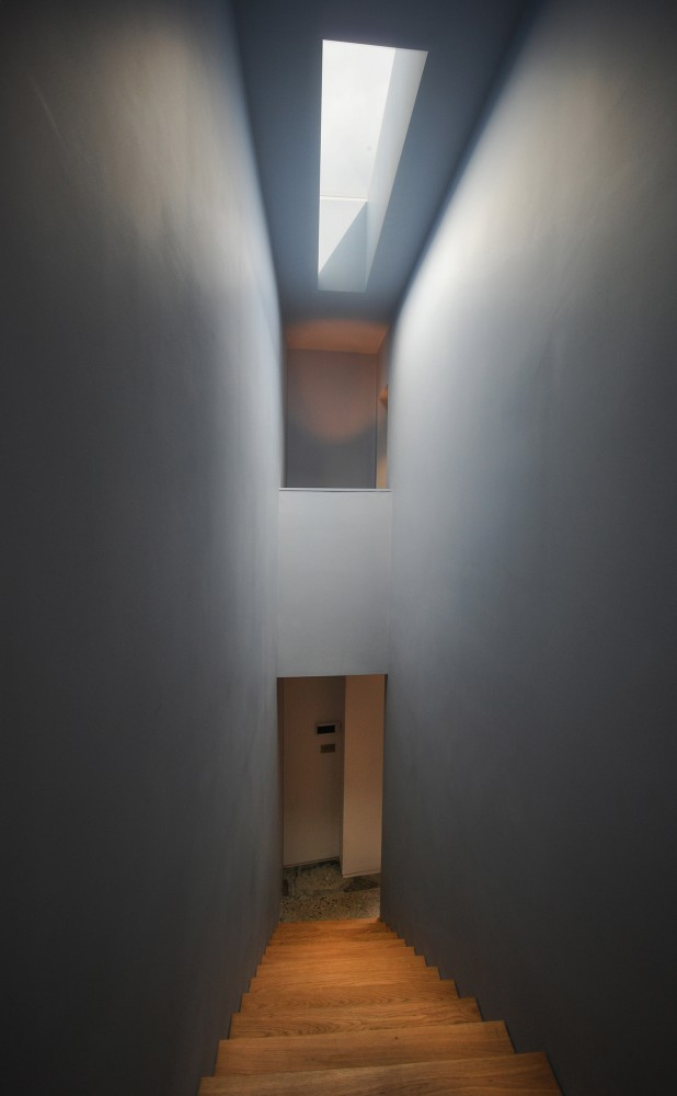 Hidden House / Teatum+Teatum
