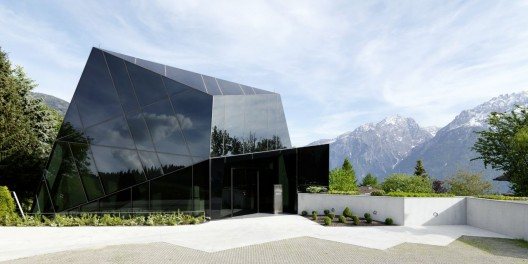 Seminar and Conference Cristal / MHM Architects © Paul Ott