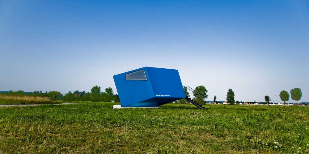 Hypercubus / Studio WG3