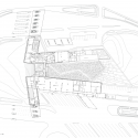 U.S. Commercial Port of Entry & Border Station / Robert Siegel Architects Ground Floor Plan 01
