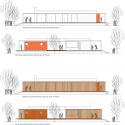 The Shelter / KG Studio + Associates Elevations 01