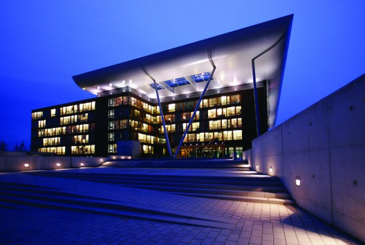 Council of europe art build architecs archdaily for Architects council of europe