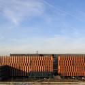 Groupe Chèque Déjeuner Headquarters / Art&Build Architecs Courtesy of Art&Build