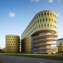 Parking garage 'de Cope' / JHK Architecten © Burg + Schuh