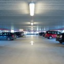 Parking garage de Cope / JHK Architecten  Burg + Schuh