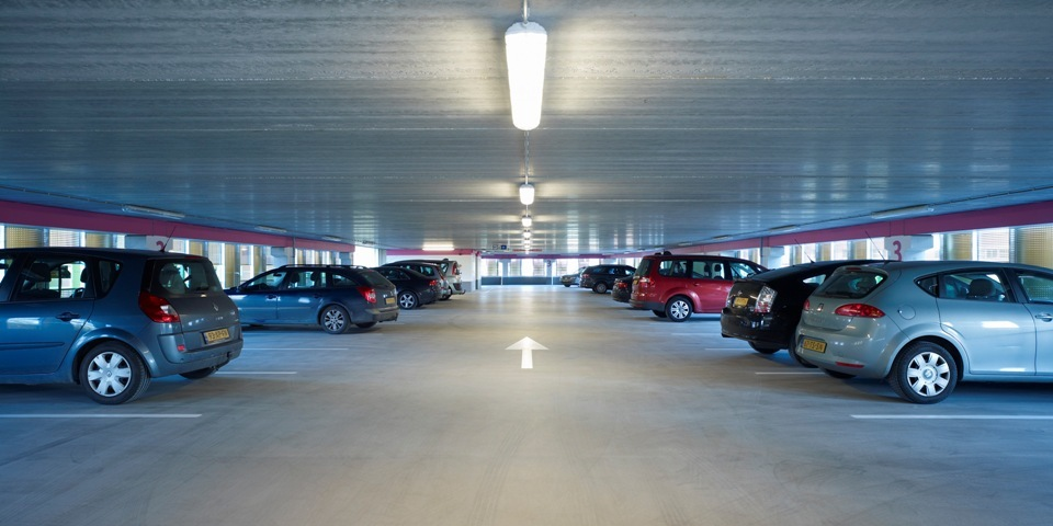 Parking Garage 'de Cope' / JHK Architecten