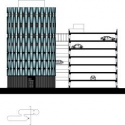 Parking garage 'de Cope' / JHK Architecten Section 01