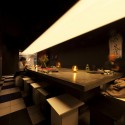 Uchi Lounge 01 / Facet Studio  Andrew Chung