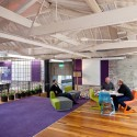 Stephenson&Turner Wellington Design Studio - Fit Out / Stephenson&Turner NZ Ltd © Paul McCredie