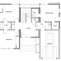 Beachaus II / Inhaus Development Plan 01