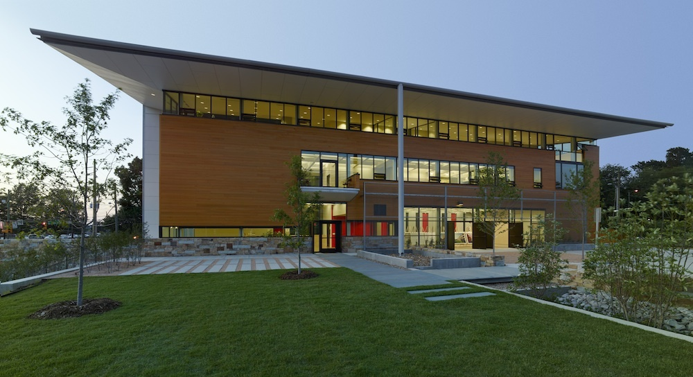 AIANC Center for Architecture and Design / Frank Harmon Architect PA