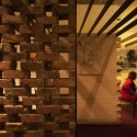 Uchi Lounge 02 / Facet Studio  Andrew Chung