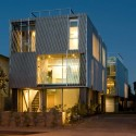 Green Houses / Sander Architects © Sharon Risedorph