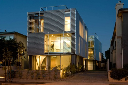 Green Houses / Sander Architects  Sharon Risedorph