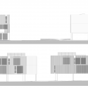 Green Houses / Sander Architects Elevation 01