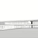 Seoul Memorial Park / Haeahn Architecture Elevation 03