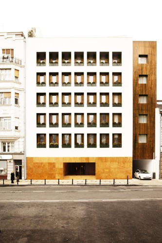 Square Nine Hotel / Isay Weinfeld  Matthieu Salvaing