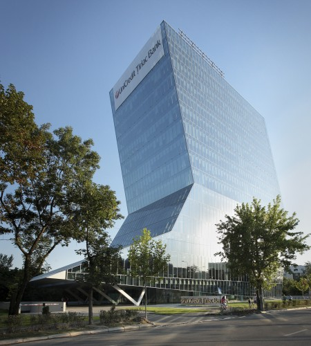 Unicredit iriac Bank HQ / Westfourth Architecture  Mrgulescu &amp; Moldoveanu