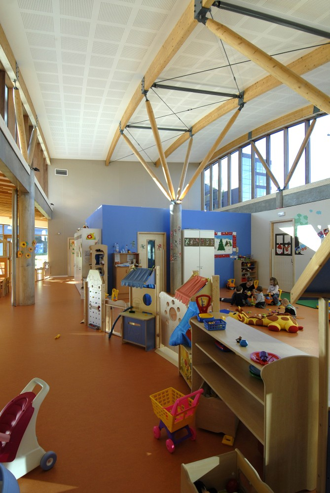Nursery – Council of Europe / ART & BUILD ARCHITECT