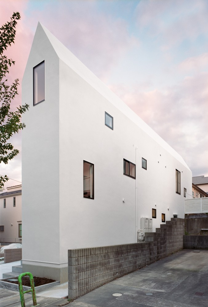 HouseK / Hiroyuki Shinozaki Architects
