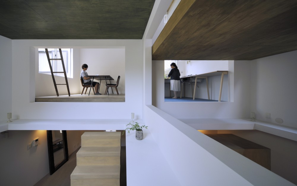 HouseT / Hiroyuki Shinozaki Architects