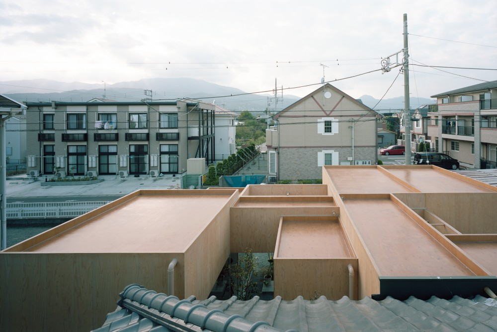 Table Hat / Hiroyuki Shinozaki Architects
