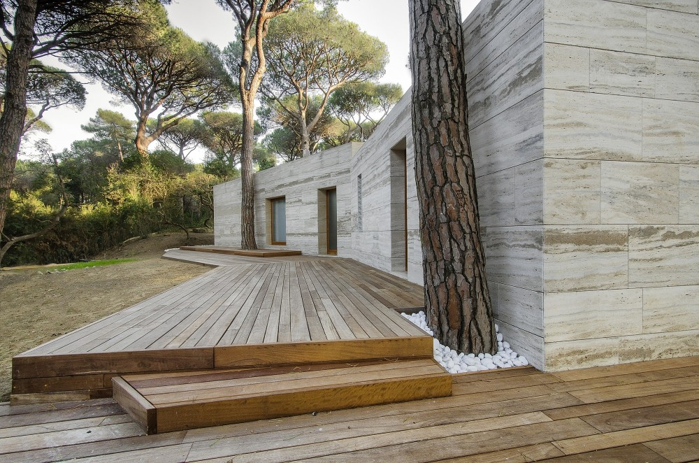 Pinewood of Marina / Massimo Fiorido Associati + sundaymorning
