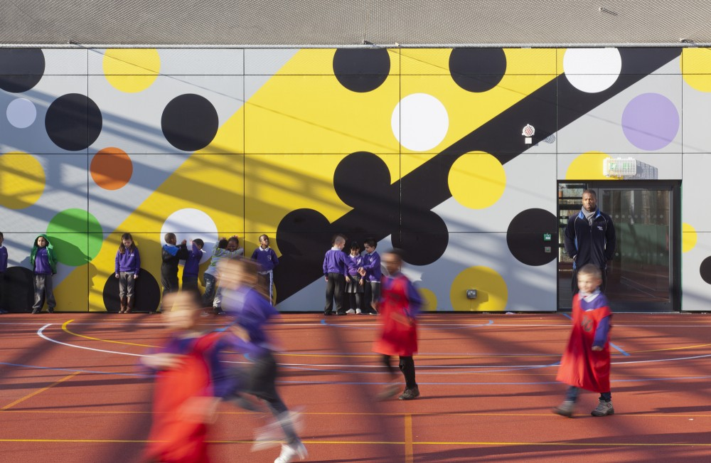 Tidemill Academy and Deptford Lounge / Pollard Thomas Edwards Architects