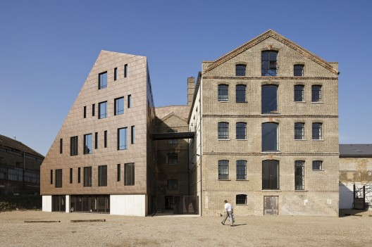 The Granary / Pollard Thomas Edwards Architects  PTE Architects
