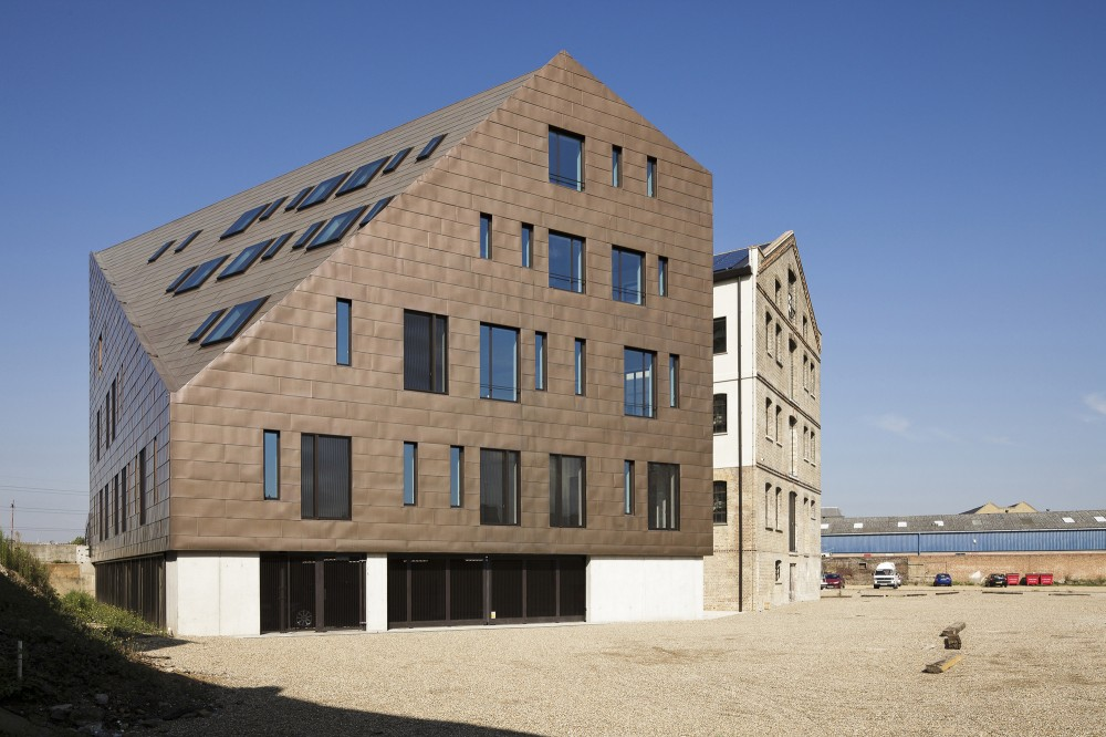 The Granary / Pollard Thomas Edwards Architects