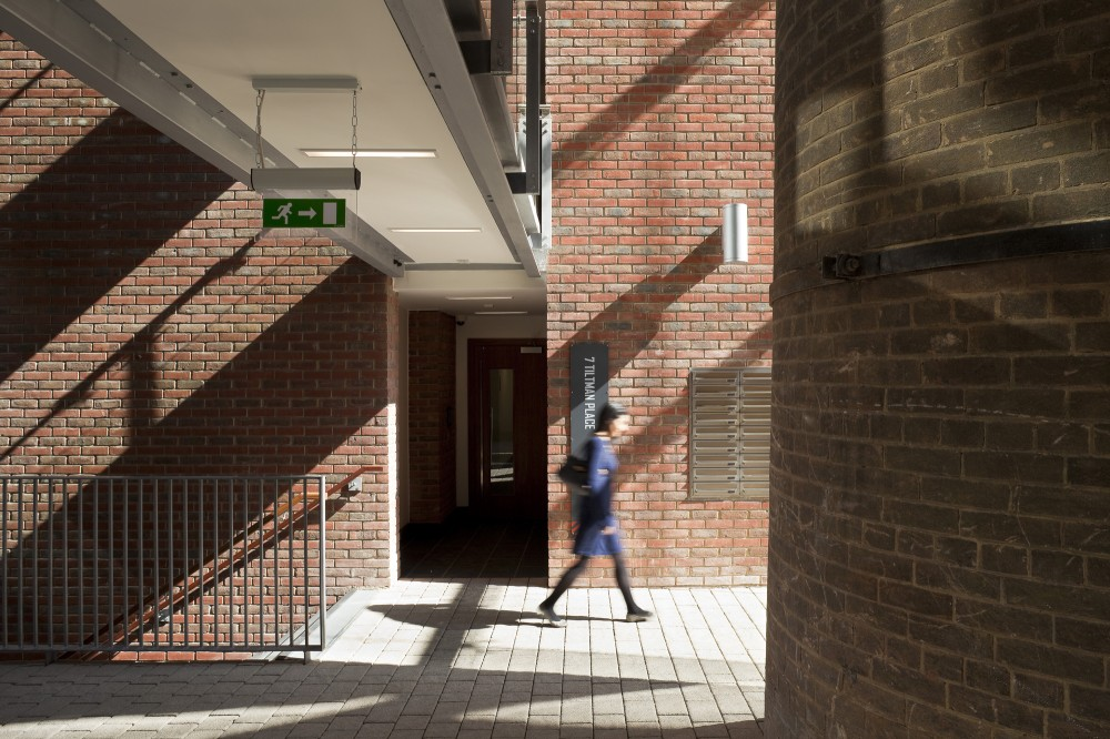 Hornsey Road / Pollard Thomas Edwards Architects
