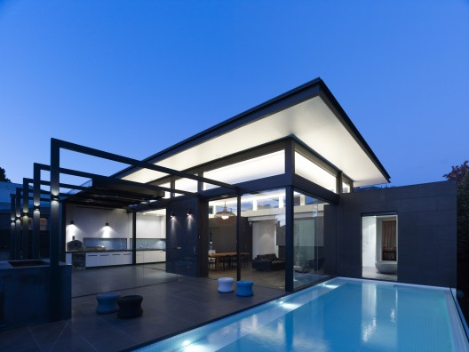 Power Street / Steve Domoney Architecture © Derek Swalwell