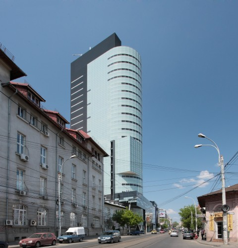 BTC Tower / Westfourth Architecture  Andrei Mrgulescu
